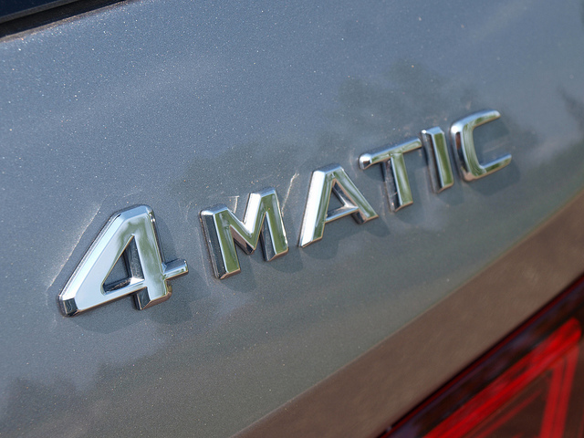 4MATIC Badge