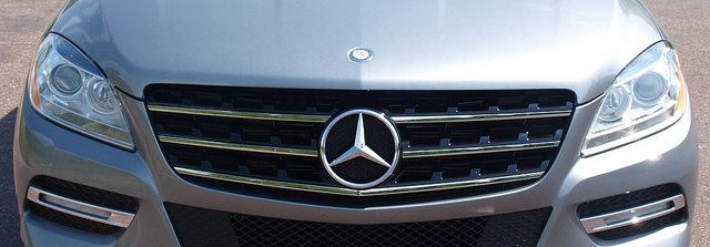 M-Class grille