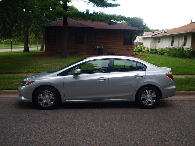 Honda Civic Hybrid 4