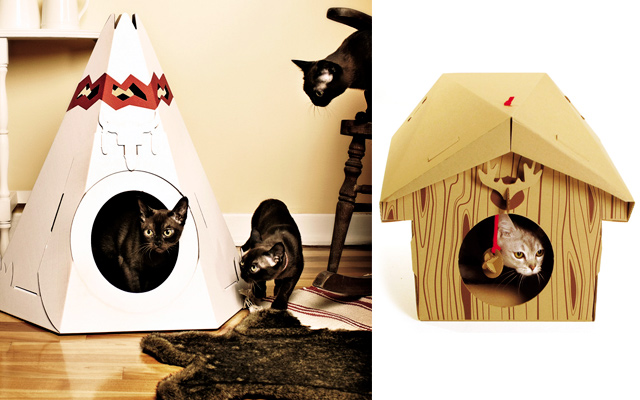CatTePee_CatCabin