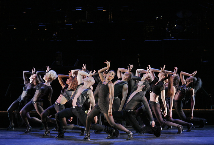 Chicago Cast. Photo courtesy of Ordway Center.