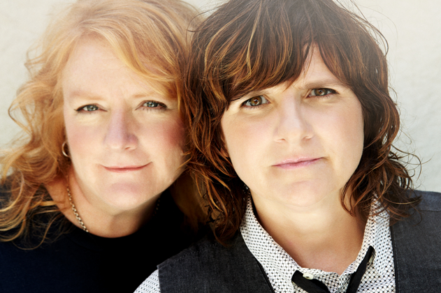 Indigo Girls: Emily Saliers and Amy Ray. Photo by Jeremy Cowart