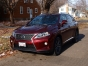 2013 Lexus RX 350 AWD F Sport. All Photos by Randy Stern