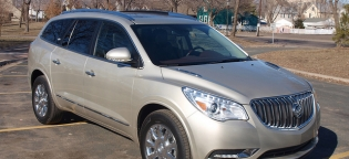 2013 Buick Enclave AWD - All Photos by Randy Stern