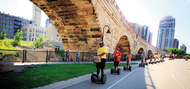 Segway-Tours