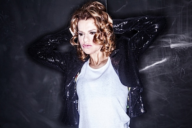 Sandra Bernhard color photo 2