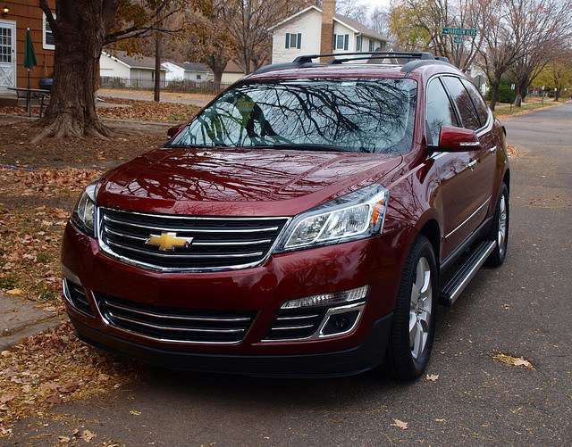 Chevrolet Traverse Commercial Html Autos Post