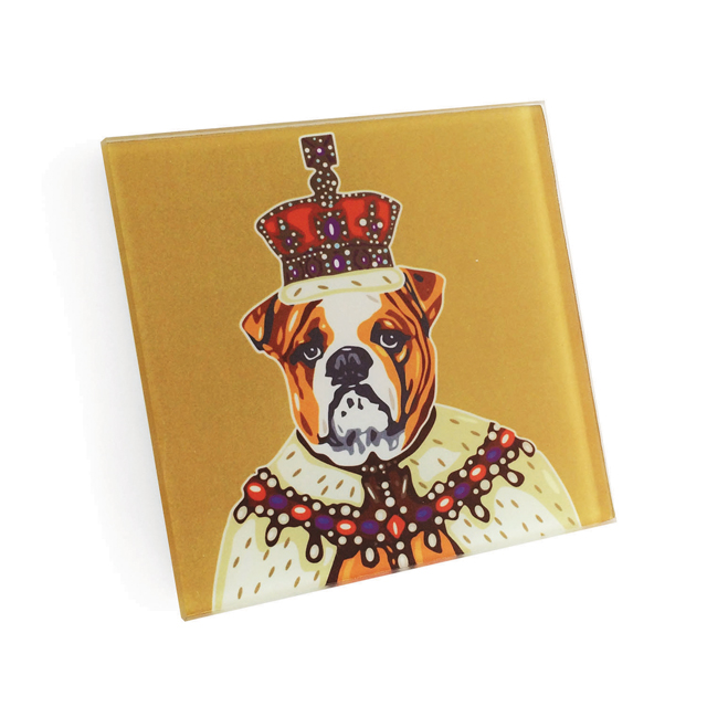 Gift guide pets coaster 4 bull king1 copy