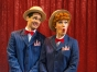Euriamis Losada (Ricky Ricardo) and Thea Brooks (Lucy Ricardo) in the national tour of I Love Lucy Live On Stage Photo by Justin Namon