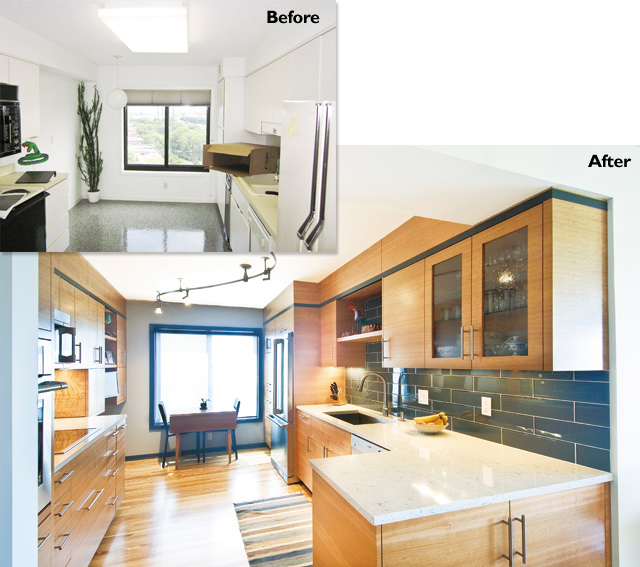 Renovating Small Spaces